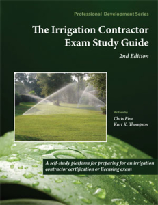 The Irrigation Contractor Exam Study Guide